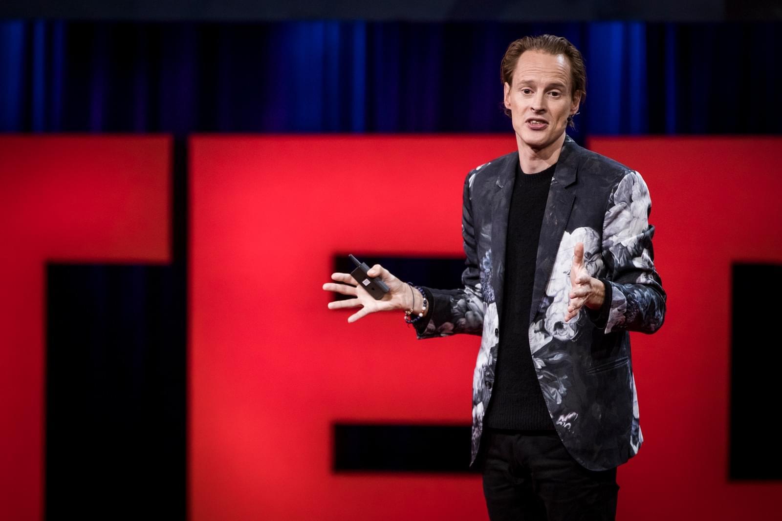 都说TED演讲比别家好,他们都怎么准备的?