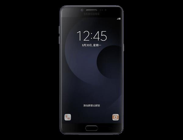 """""""墨玉黑""""版Galaxy C9 Pro渲染图曝光的照片 - 2"""