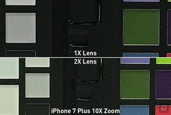 iPhone 7 Plus 双摄像头探秘的照片 - 8