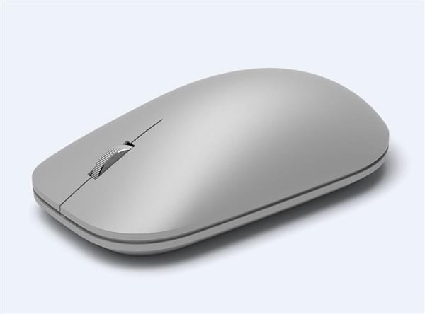 微软Surface键鼠国行首发:续航完美 1年不换电池的照片 - 3