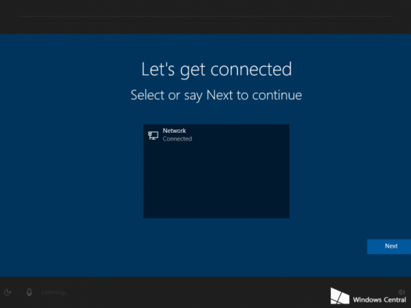 Windows 10最新内测版出现Cortana设置界面的照片 - 1