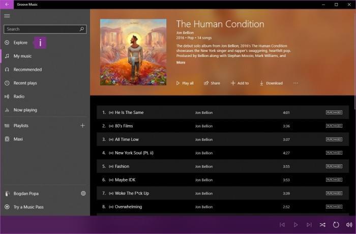微软在稳定版Windows 10上启用NEON视觉改进计划的照片 - 2