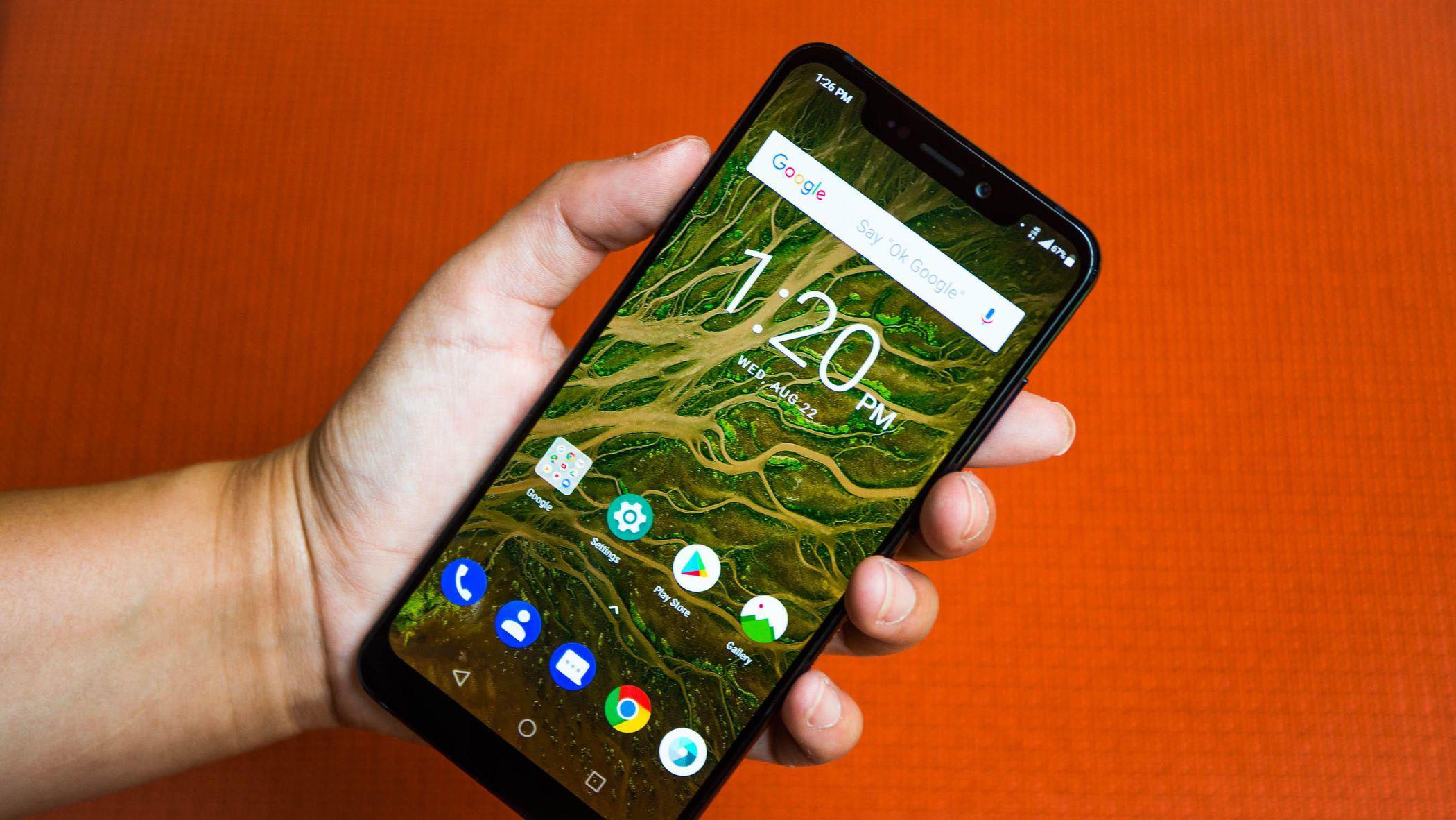 中兴发新款智能手机:刘海屏+骁龙845 售价超5000
