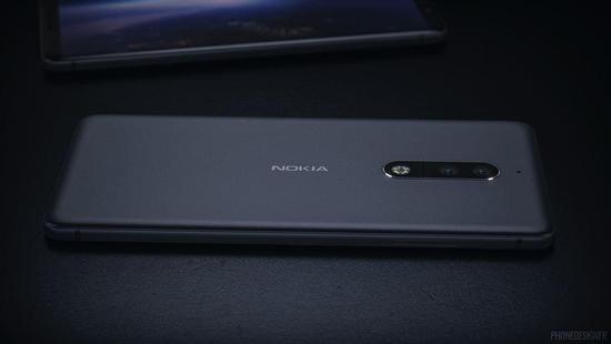 诺基亚10旗舰手机曝光:搭载骁龙845