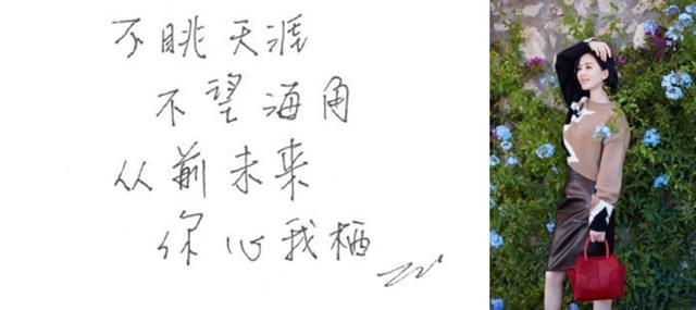 收到吴奇隆5封亲笔情书,刘诗诗脸上笑开了花