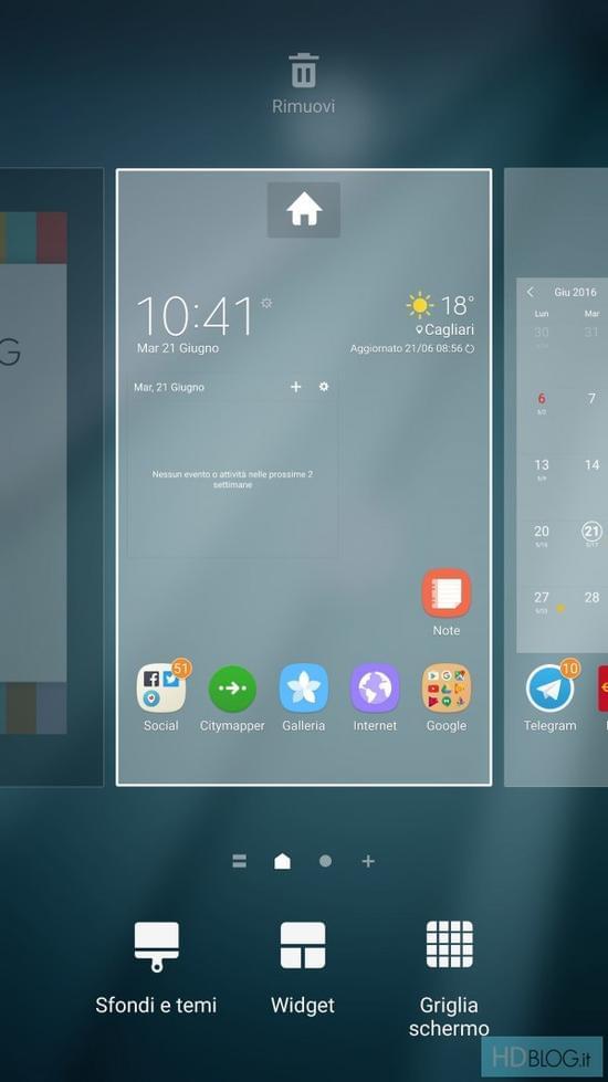 Galaxy Note7全新TouchWiz UX用户界面曝光的照片 - 7