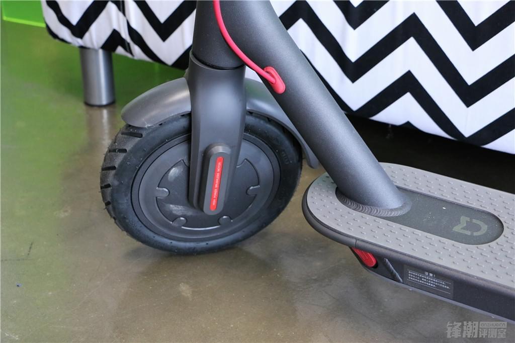 看看这车溜不溜:小米米家电动滑板车体验评测的照片 - 10
