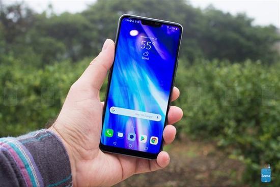 LG G7 ThinQ英国售价公布 64G版约5100元