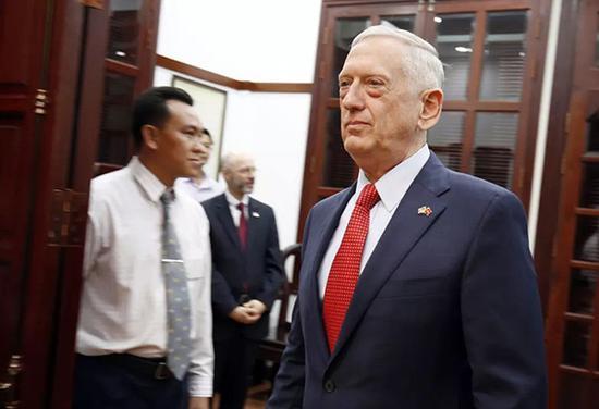 """中美防长新加坡会晤 终于在这件事上""""达成默契"""""""