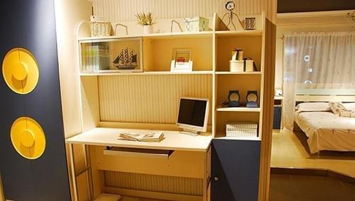 儿童家具,安全超标,环保,颜色太艳,尺寸太大,青岛儿童房装修