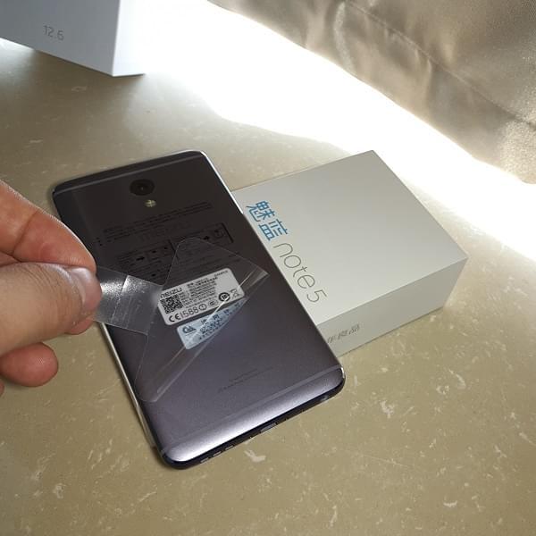 魅蓝Note 5上手简评:成熟方案加快充、轻薄在手续航久的照片 - 16