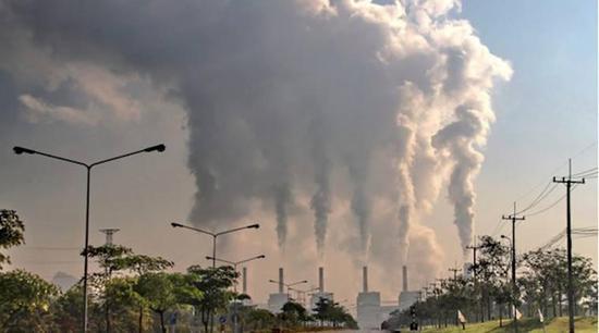 外国科学家:中国燃煤致使2017年全球碳排放量激增2%