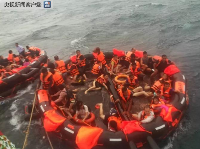 泰国游船倾覆事故中37人来自浙江海宁 海宁市已派工作组赴泰