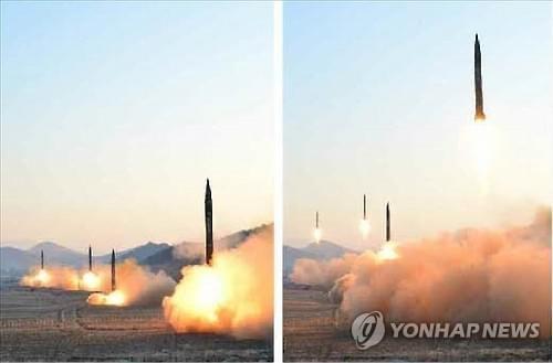 朝鲜发射导弹动机引外界猜测  俄专家: 刷存在感