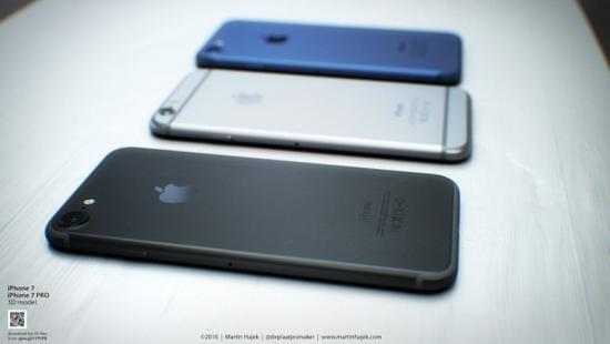 无耳机端口和电容Home按键的iPhone 7或许长这样的照片 - 4