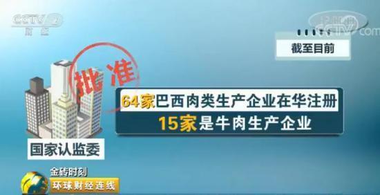 中国成巴西肉类最大进口国!巴西牛肉加快进军步伐