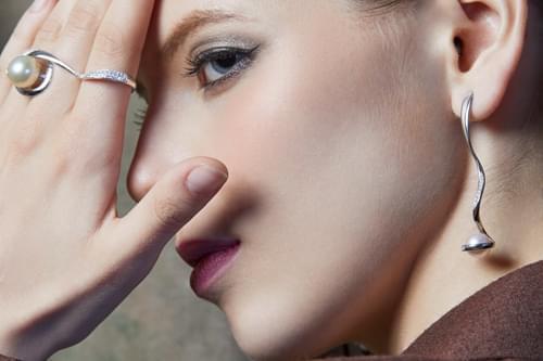跨界合作!Fei Liu国际珠宝携全新系列作品亮相上海时装周