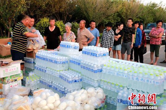 潍坊灾区72万余只禽类待处理 无重点传染病暴发