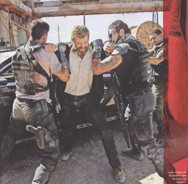 《金刚狼3》公布反派剧照的照片 - 5