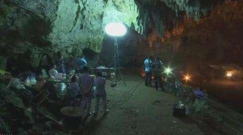 泰国少年足球队被困山洞将建博物馆 展示救援过程