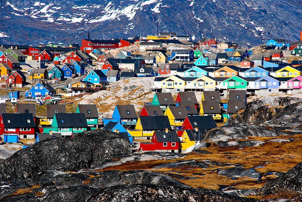 中企或参与格陵兰机场建设 丹麦政府:美会不高兴