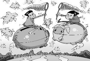 """沪综指十年六破""""流动性魔咒""""强势格局有望延续"""