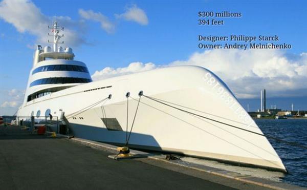 小米MIX背后的设计师Philippe Starck:曾为乔布斯造游轮的照片 - 7