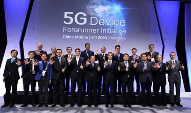 5G已到家门口 看手机厂商是如何接驾的