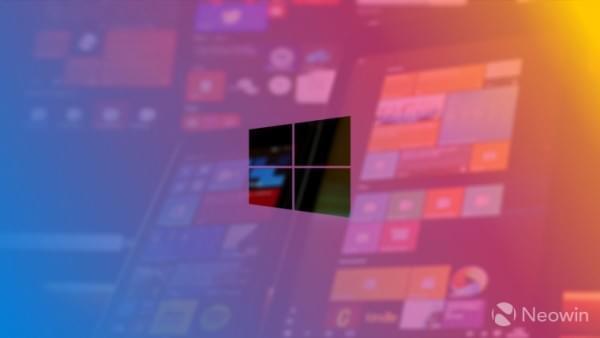 Windows 10新设计语言Project NEON将随RedStone 3亮相的照片