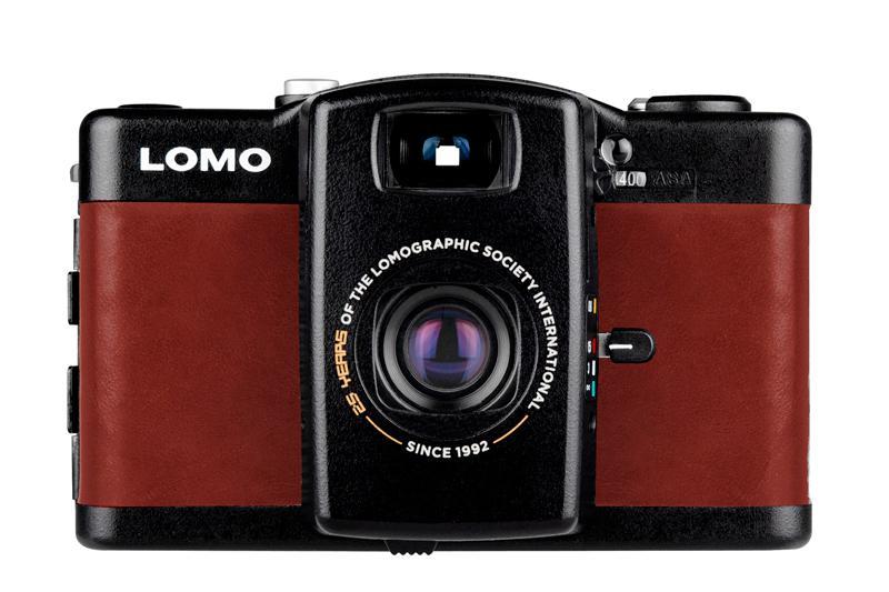 为庆祝25岁生日LOMO发布三款限量版相机