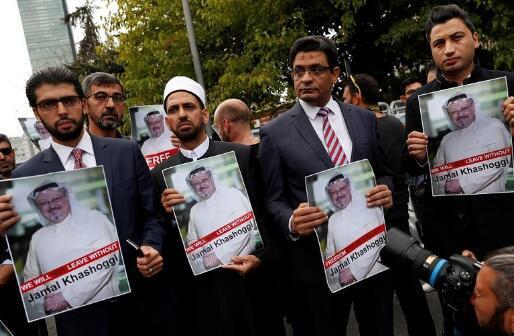因为这个人 美参院高级议员联名敦促总统制裁沙特