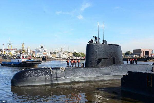 失蹤一年,阿根廷潛艇殘骸被找到:已爆炸解體沉海