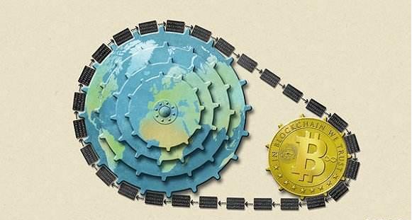 面对匿名的数字货币 区块链时代如何建立信任?