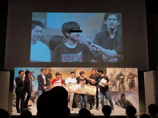 15岁日本玩家获得18+游戏荣耀战魂冠军