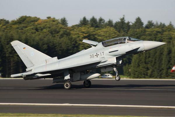 德国空军高官称急需资金升级武器