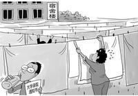 家长请家政帮新生打扫宿舍:让孩子打扫于心不忍