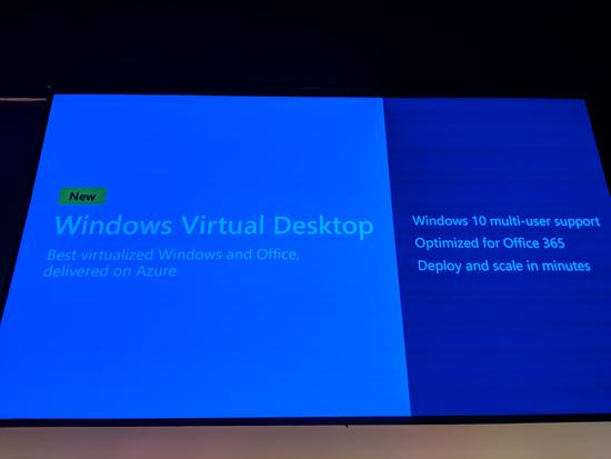 微软Ignite大会七大看点:废除更多密码 Office更智能