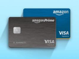 亚马逊发布全新信用卡产品 提升消费返现比例