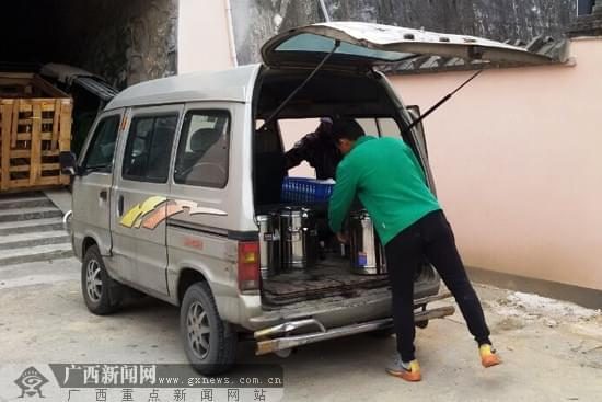 青秀山基地推出送餐服务 为运动队训练提供保障