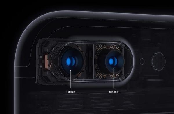 iPhone 7 Plus 双摄像头探秘的照片 - 5