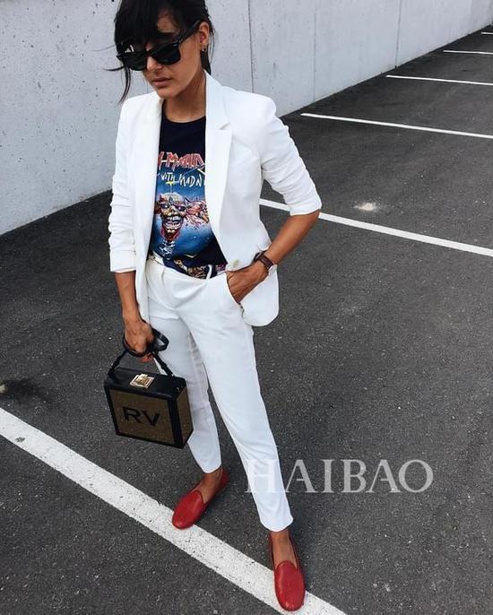 时尚博主Maria Bernad私照合辑