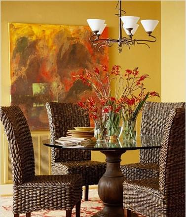 餐厅装修,小户型餐厅布置,青岛业主装修,餐厅空间利用