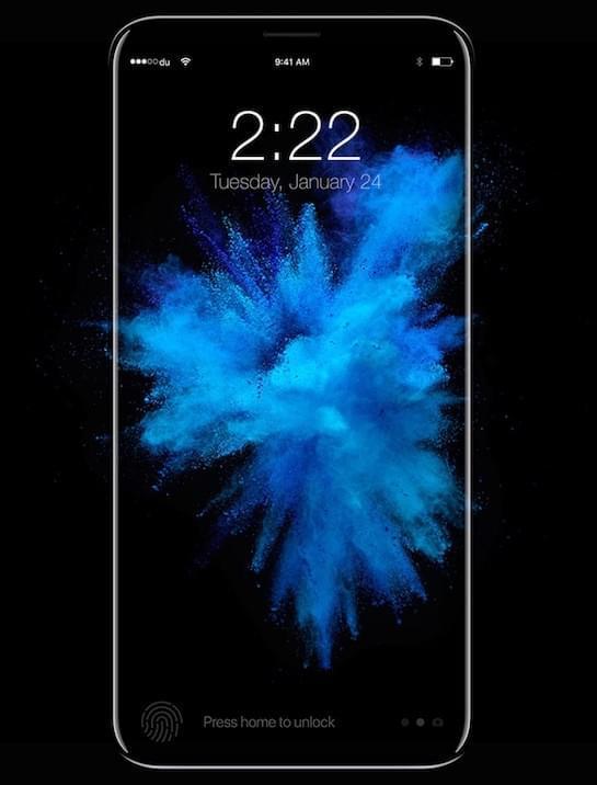 iPhone 8又有新传闻:支持虹膜识别  能用眼睛解锁