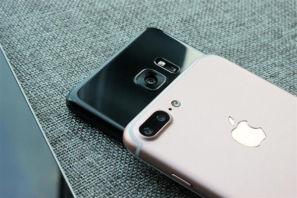 华强北iPhone 7 Plus终极预览机模杀到:对比三星Note 7的照片 - 5