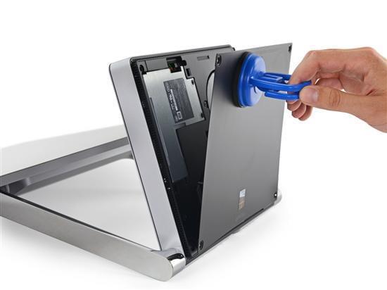 升级很简单 微软 Surface Studio 拆解