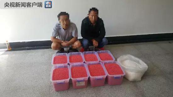 云南警方破获特大毒品案:缴毒102公斤 抓获6人