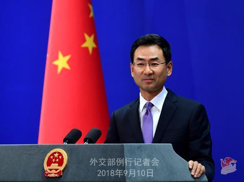 美方威胁对几乎全部中国产品加征关税 外交部回应