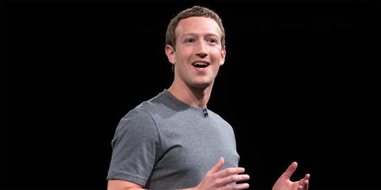 脸书调整动态新闻管理方式 小扎资产缩水33亿美元