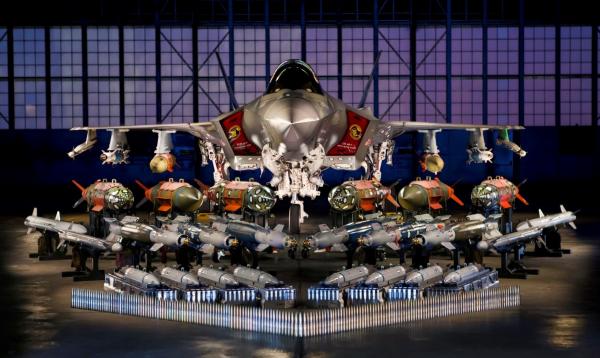美军逾8成F35战机获准复飞 存隐患燃油管已更换