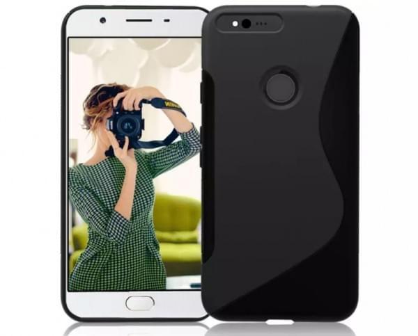 前白后黑–Google Pixel XL渲染图曝光的照片 - 1